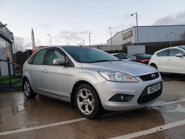 2011 Ford Focus 1.6  TDCi  Sport  5dr  [110]  [DPF] Diesel Manual  – Philip McGarrity Cars Newtownabbey full
