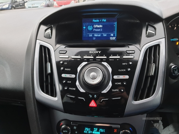 2014 Ford Focus 1.6  TDCi  115  Titanium  Navigator  5dr Diesel Manual  – Philip McGarrity Cars Newtownabbey full