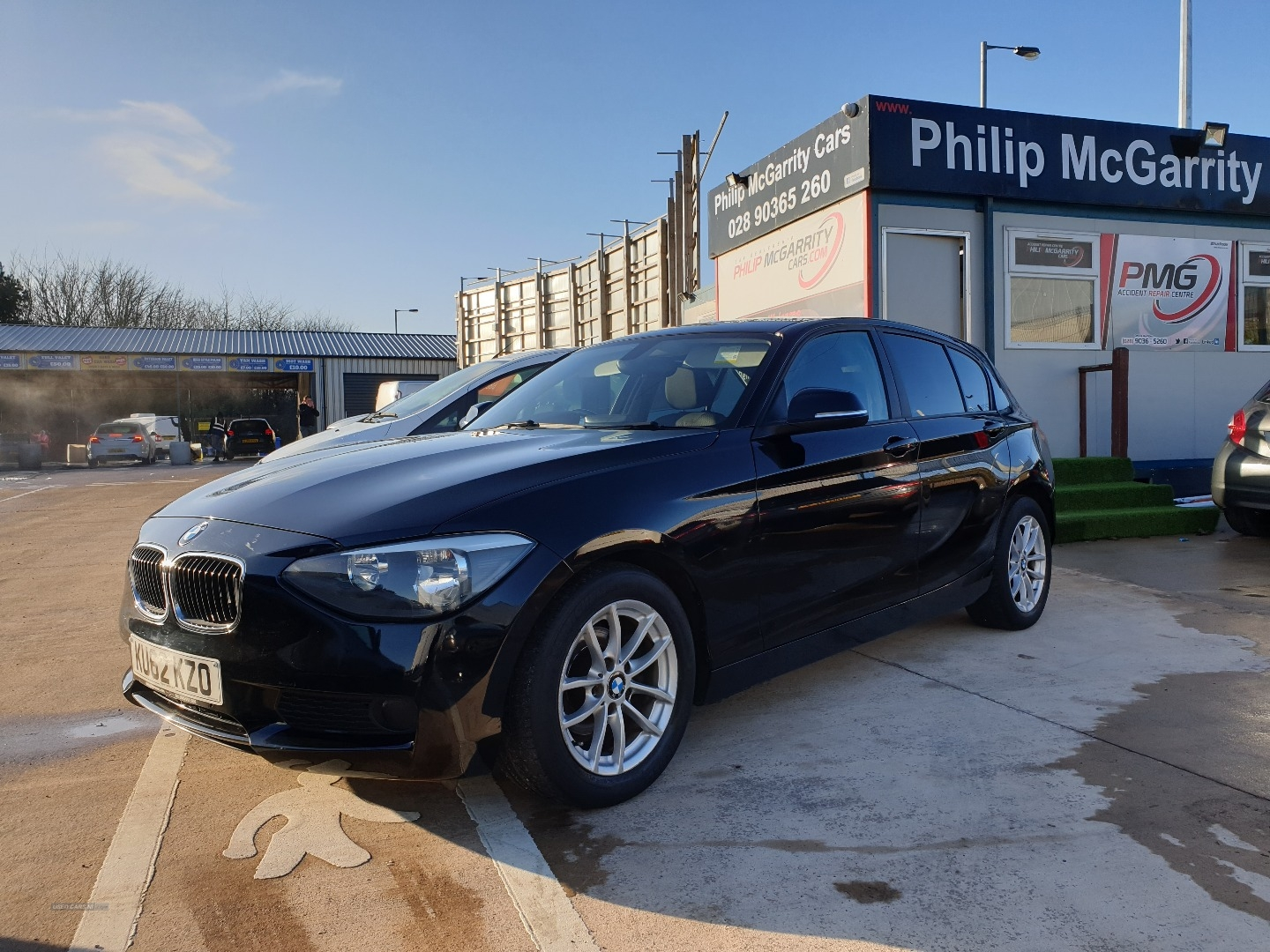 2012 BMW 1 Series 116i  ES  5dr Petrol Manual  – Philip McGarrity Cars Newtownabbey