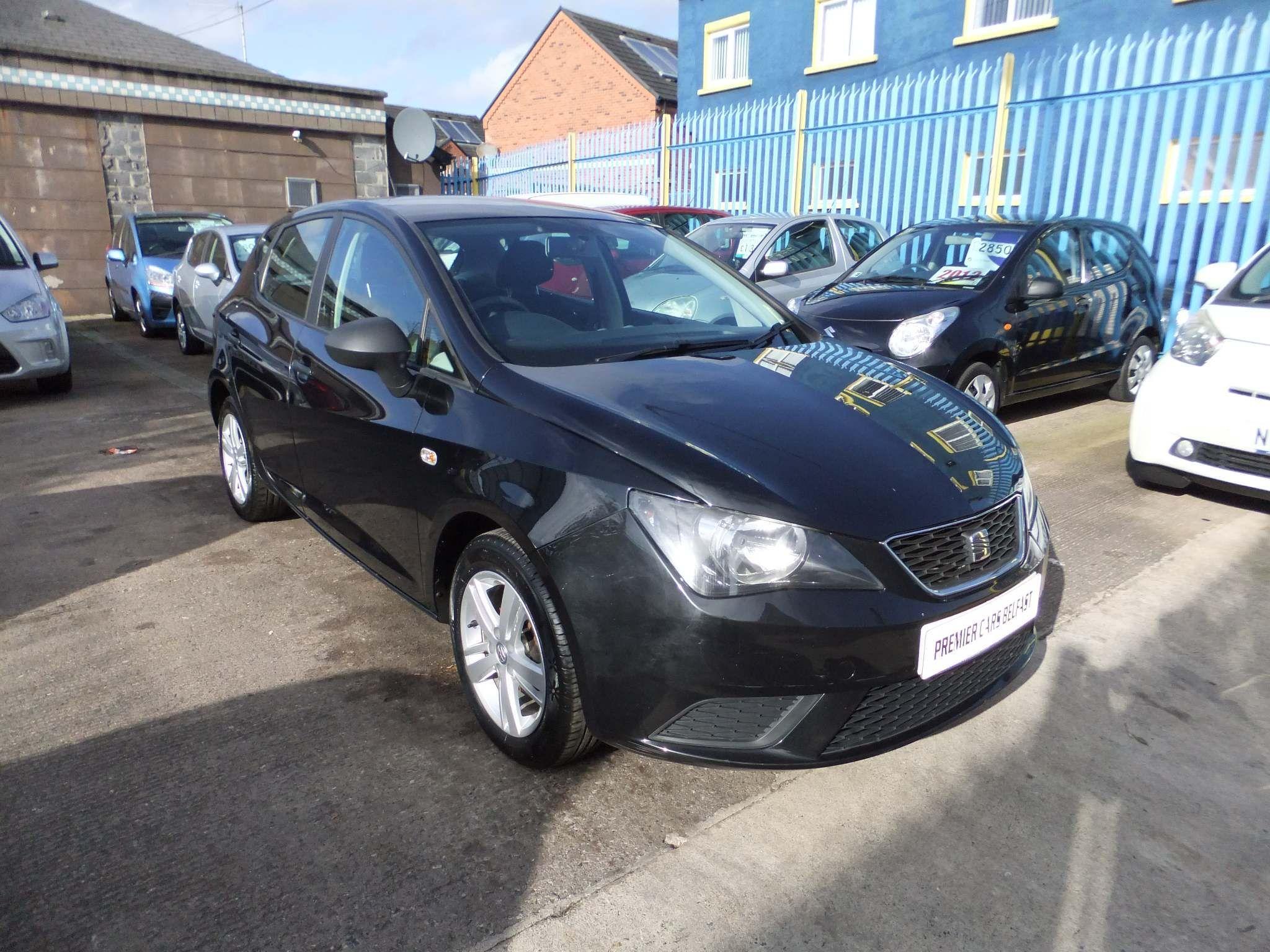 2012 SEAT Ibiza 1.2 S  (a/c) Petrol Manual  – Premier Cars Belfast Belfast