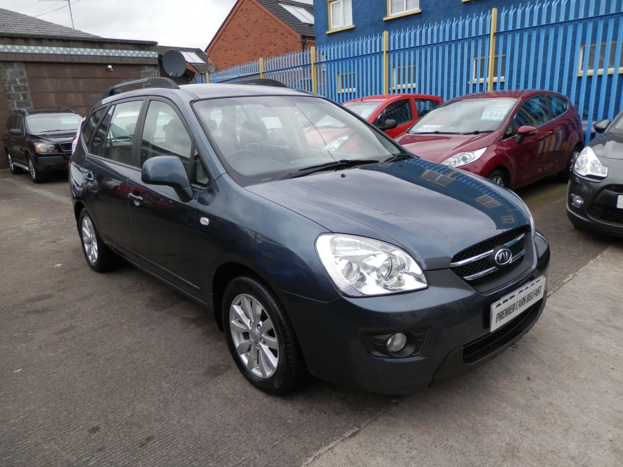 2010 KIA Carens 2.0 CRDi GS  (7 Seats) Diesel Manual  – Premier Cars Belfast Belfast
