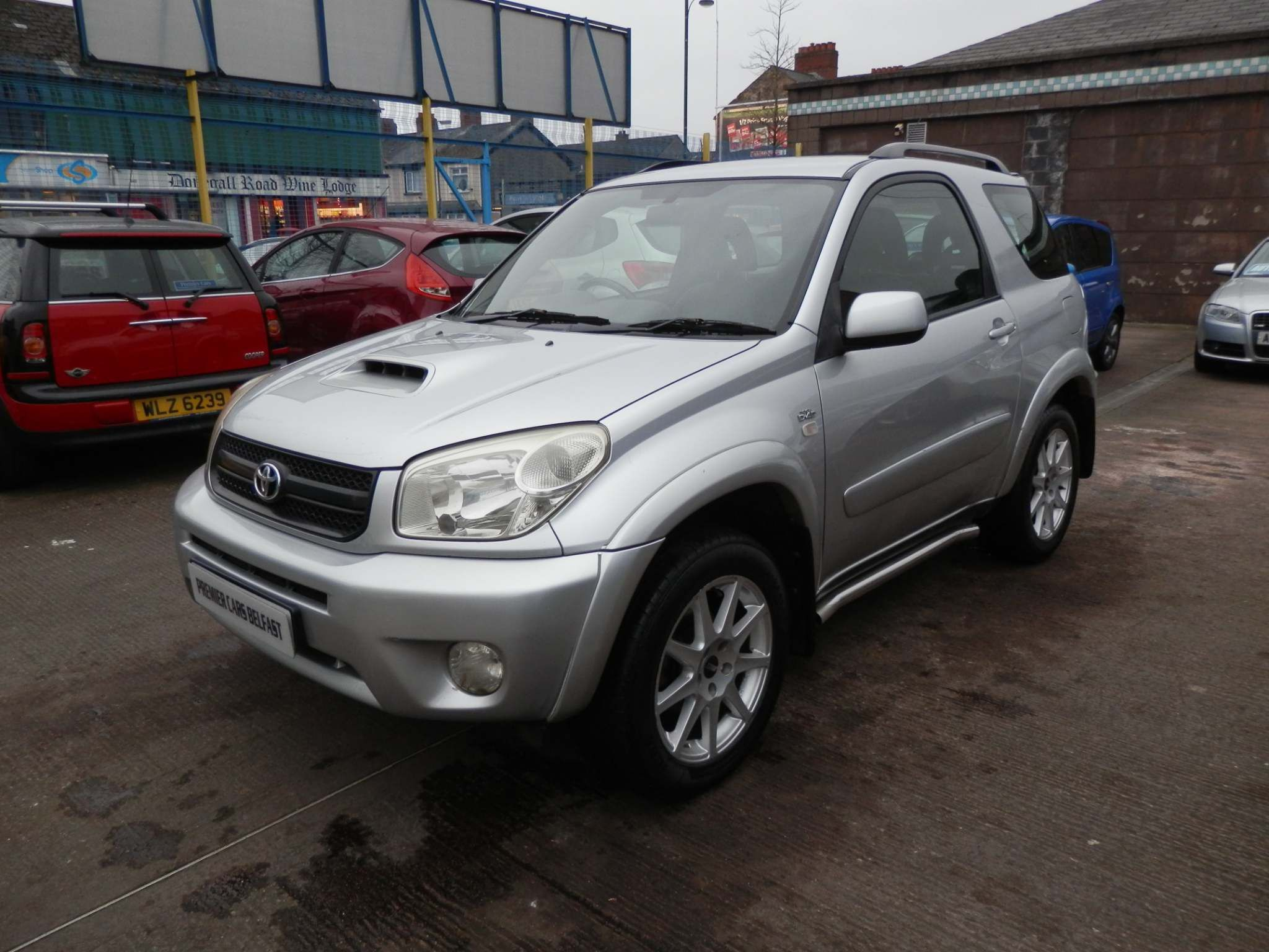 2005 TOYOTA RAV4 2.0 D-4D Granite 4WD Diesel Manual New clucth just fitted – Premier Cars Belfast Belfast full