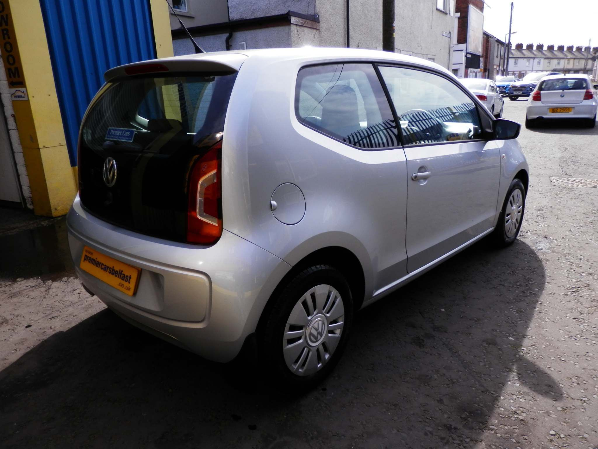 2012 VOLKSWAGEN up! 1.0 Move Petrol Manual  – Premier Cars Belfast Belfast full