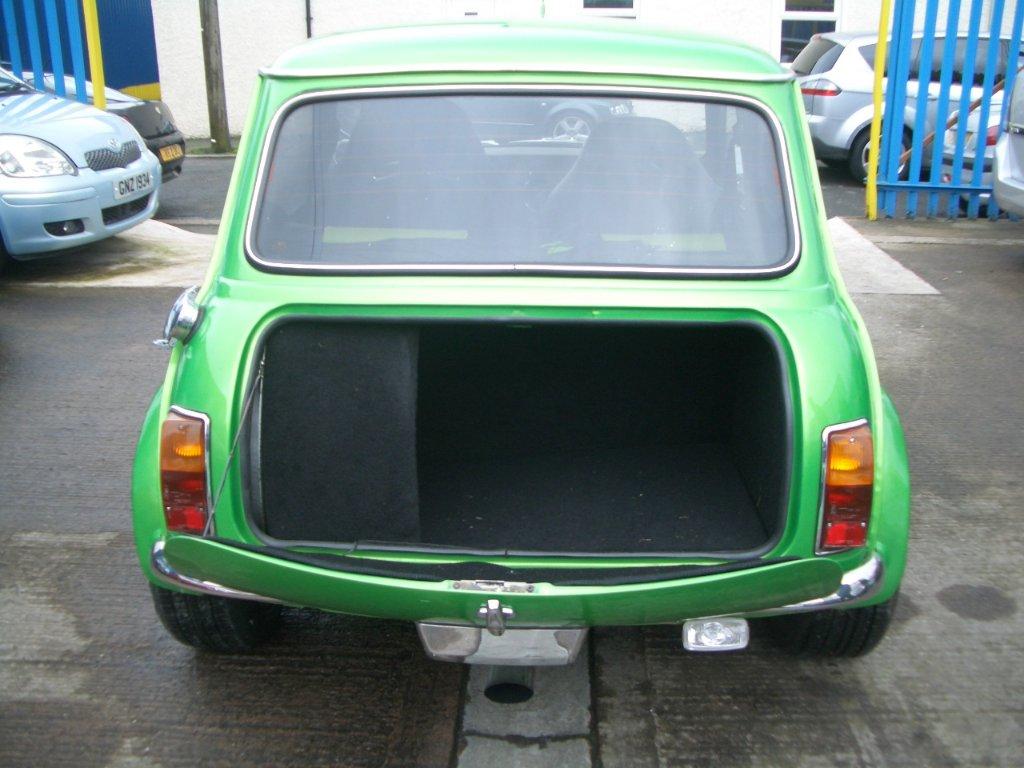 1982 AUSTIN Mini 1.0 City E Petrol Manual CLASSIC CAR – Premier Cars Belfast Belfast full