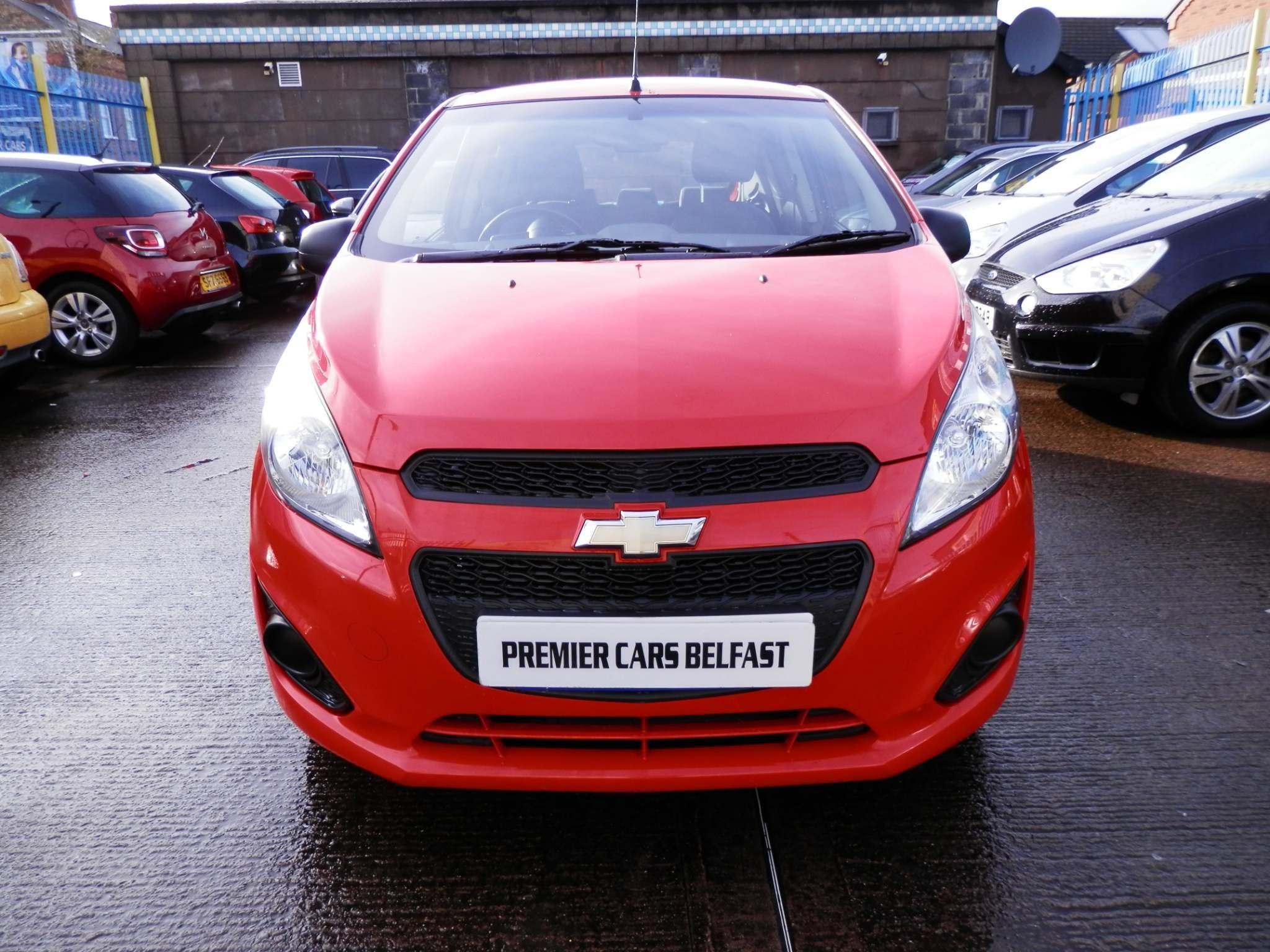 2013 CHEVROLET Spark 1.0 LS Petrol Manual  – Premier Cars Belfast Belfast full