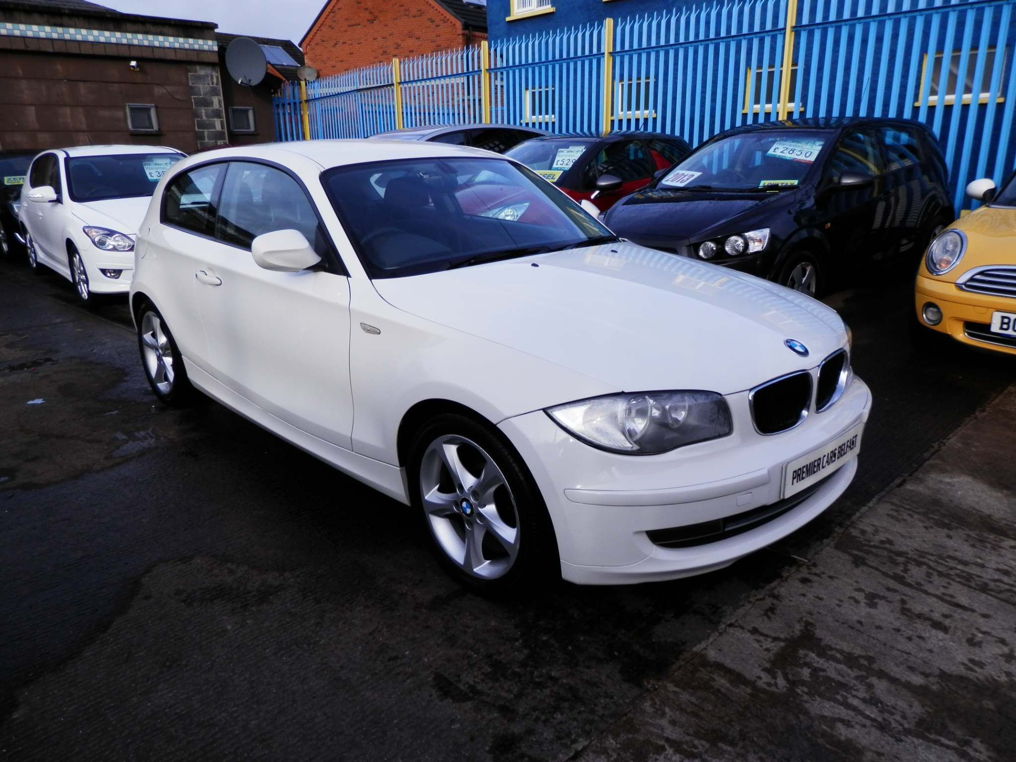 2010 BMW 1 Series 2.0 116d SE Diesel Manual  – Premier Cars Belfast Belfast