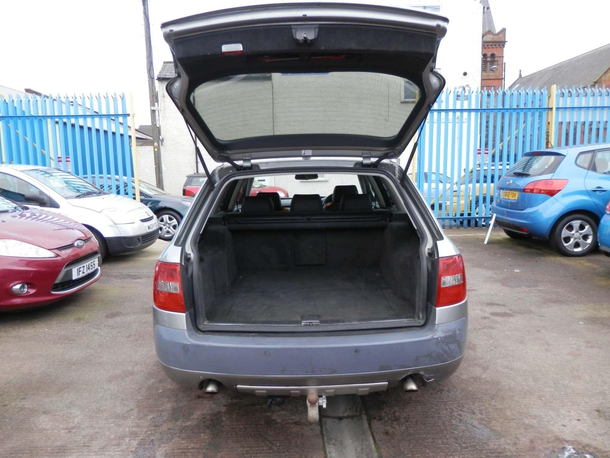 2004 AUDI Allroad 2.5 TDI quattro Diesel Automatic  – Premier Cars Belfast Belfast full