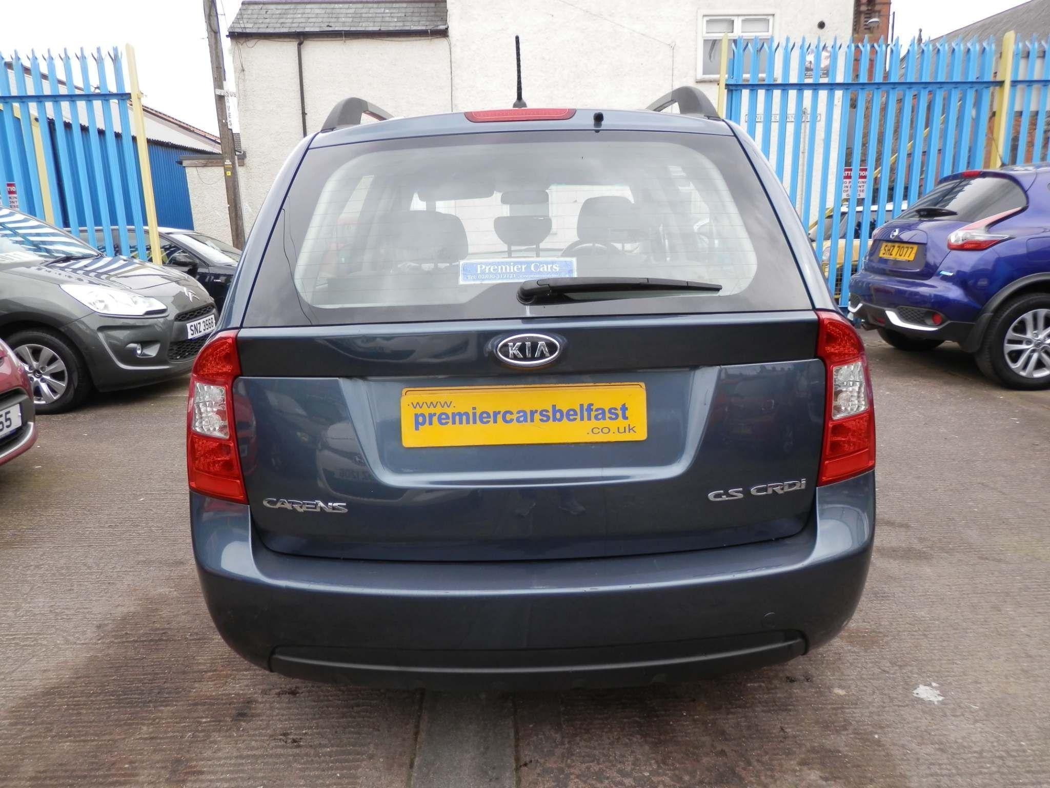 2010 KIA Carens 2.0 CRDi GS  (7 Seats) Diesel Manual  – Premier Cars Belfast Belfast full