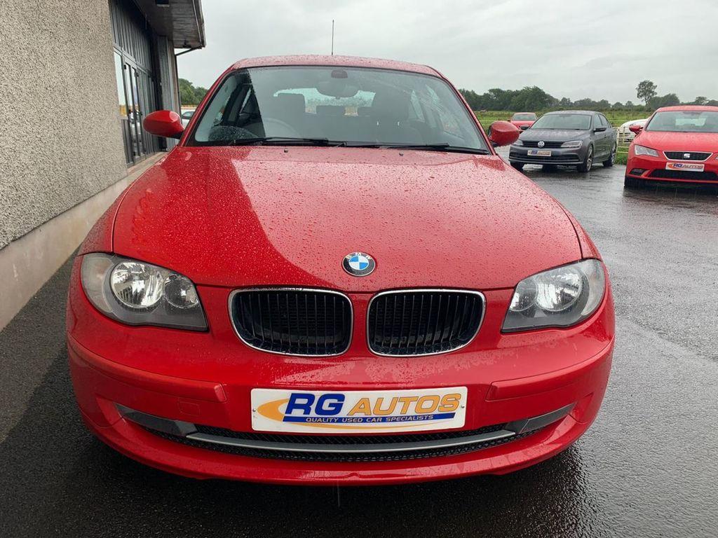 2010 BMW 1 Series 2.0 118D SPORT Diesel Manual  – RG Autos Ballymoney full
