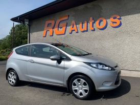 2011 Ford Fiesta 1.2 EDGE Petrol Manual  – RG Autos Ballymoney