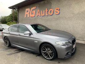 2012 BMW 5 Series 2.0 520D M SPORT Diesel Automatic  – RG Autos Ballymoney