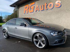 2013 Audi A4 2.0 TDIE SE TECHNIK Diesel Manual  – RG Autos Ballymoney