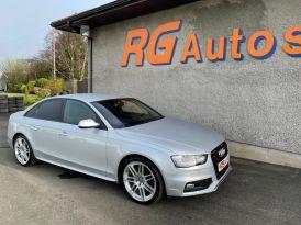 2013 Audi A4 2.0 TDI S LINE Diesel Manual  – RG Autos Ballymoney