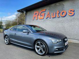2013 Audi A5 2.0 TDI BLACK EDITION Diesel Manual  – RG Autos Ballymoney