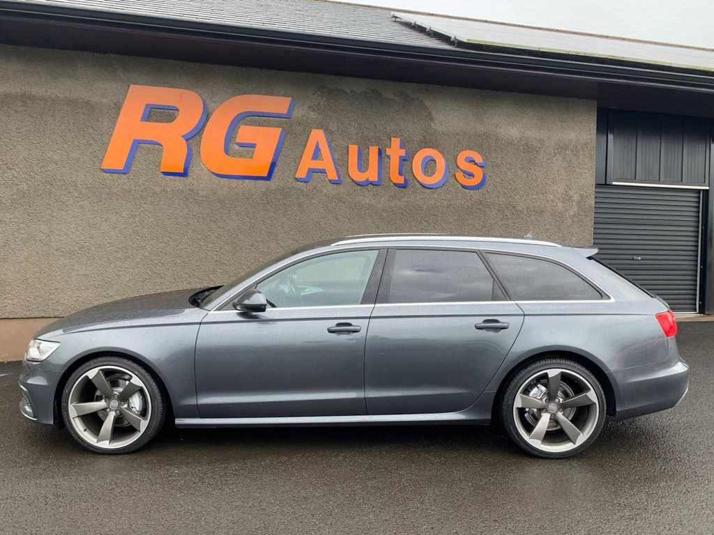 2013 Audi A6 2.0 AVANT TDI S LINE Diesel Cvt  – RG Autos Ballymoney full