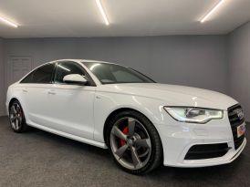 2013 Audi A6 2.0 TDI BLACK EDITION Diesel Cvt  – RG Autos Ballymoney