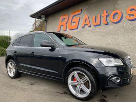 2013 Audi Q5 2.0 TDI QUATTRO S LINE PLUS Diesel Automatic  – RG Autos Ballymoney