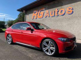 2013 BMW 3 Series 1.6 316I SPORT Petrol Manual  – RG Autos Ballymoney