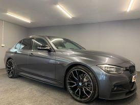 2013 BMW 3 Series 2.0 320D XDRIVE M SPORT Diesel Manual  – RG Autos Ballymoney