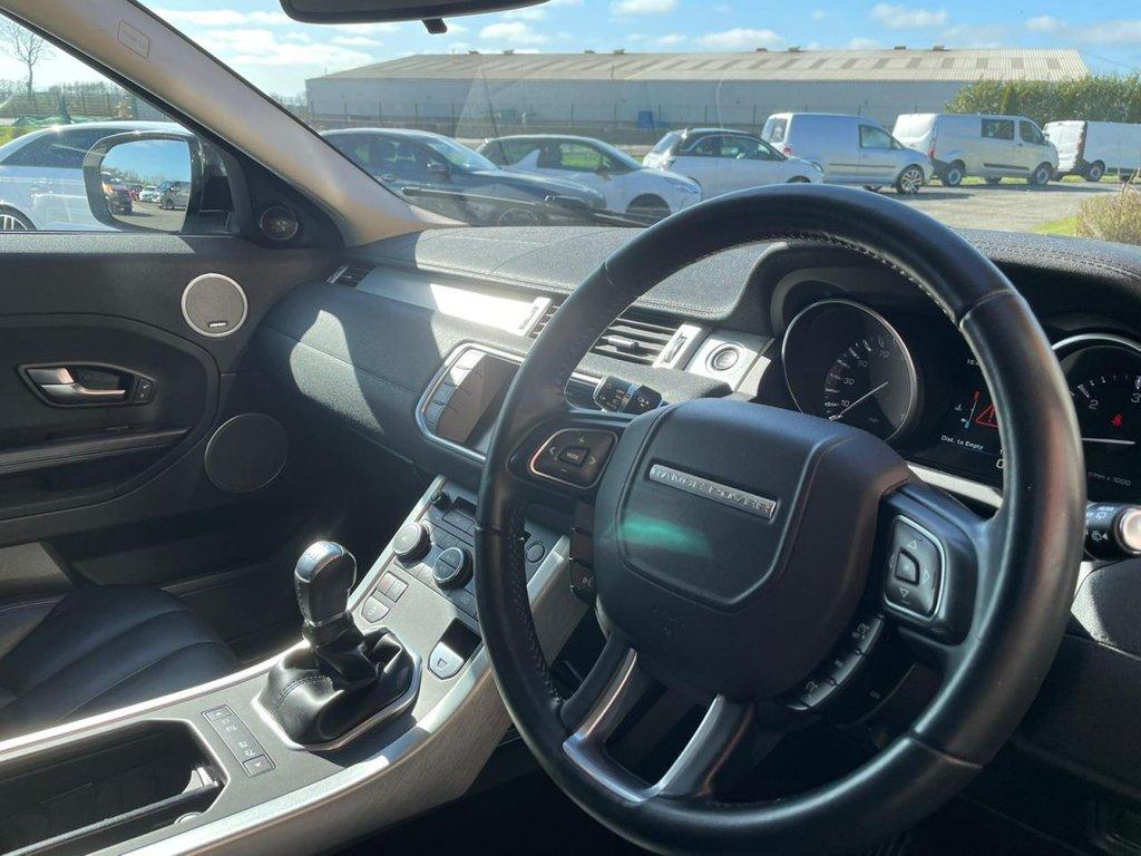 2013 Land Rover Range Rover Evoque 2.2 SD4 PURE TECH Diesel Manual  – RG Autos Ballymoney full