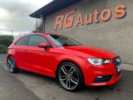 2014 Audi A3 1.4 TFSI SPORT Petrol Manual  – RG Autos Ballymoney
