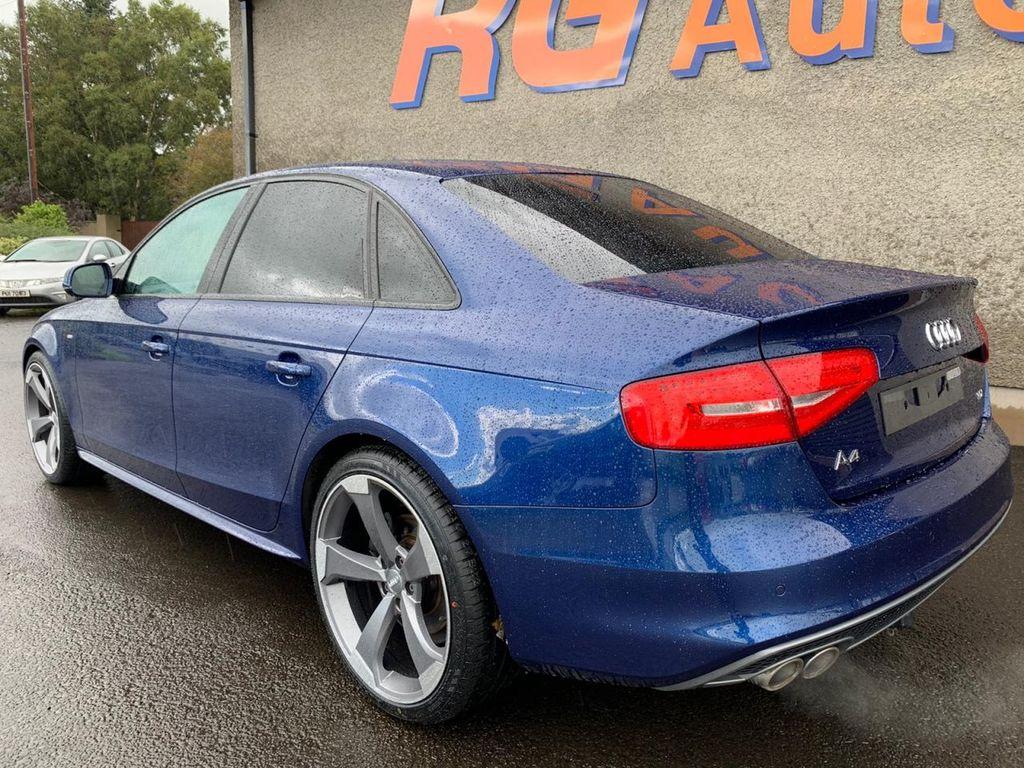 2014 Audi A4 2.0 TDI S LINE Diesel Manual  – RG Autos Ballymoney full