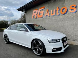 2014 Audi A4 2.0 TDI S LINE Diesel Manual  – RG Autos Ballymoney