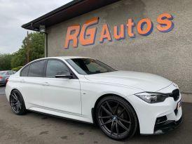 2014 BMW 3 Series 2.0 320D M SPORT Diesel Manual  – RG Autos Ballymoney