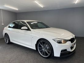 2014 BMW 3 Series 2.0 318D M SPORT Diesel Manual  – RG Autos Ballymoney