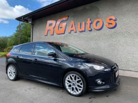 2014 Ford Focus 1.6 ZETEC S TDCI Diesel Manual  – RG Autos Ballymoney