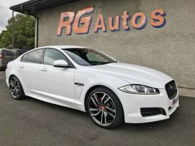 2014 Jaguar XF 2.2 D R-SPORT Diesel Automatic  – RG Autos Ballymoney