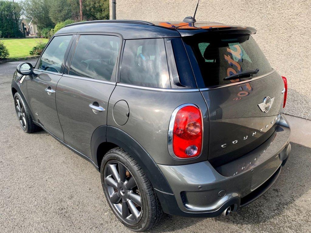 2014 MINI Countryman 1.6 COOPER S ALL4 Petrol Manual  – RG Autos Ballymoney full