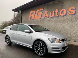 2014 Volkswagen Golf 1.6 S TDI BLUEMOTION TECHNOLOGY Diesel Manual  – RG Autos Ballymoney