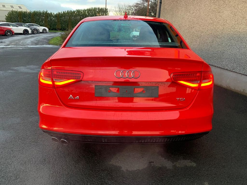 2015 Audi A4 2.0 TDI BLACK EDITION PLUS Diesel Manual HEATED SEATS-SATNAV-FULL SERVICE HISTORY – RG Autos Ballymoney full