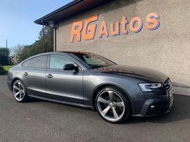 2015 Audi A5 2.0 TDI QUATTRO BLACK EDITION PLUS Diesel Manual  – RG Autos Ballymoney