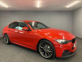 2015 BMW 3 Series 2.0 320D M SPORT Diesel Automatic  – RG Autos Ballymoney