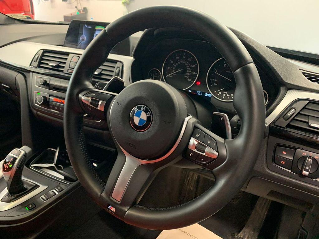 2015 BMW 3 Series M SPORT Diesel Automatic  – RG Autos Ballymoney full