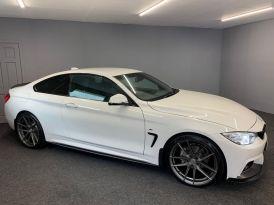 2015 BMW 4 Series 2.0 420D M SPORT Diesel Automatic  – RG Autos Ballymoney