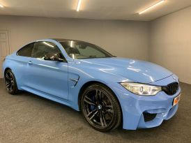 2015 BMW M4 3.0 Petrol Semi Auto  – RG Autos Ballymoney