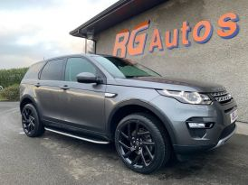 2015 Land Rover Discovery Sport 2.2 SD4 HSE Diesel Automatic  – RG Autos Ballymoney