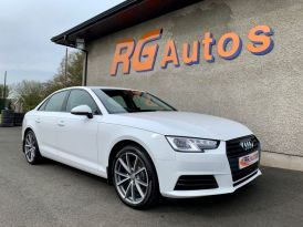 2016 Audi A4 1.4 TFSI SPORT Petrol Manual  – RG Autos Ballymoney