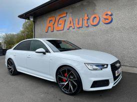 2016 Audi A4 2.0 TDI ULTRA S LINE Diesel Manual  – RG Autos Ballymoney