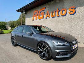 2016 Audi A4 2.0 TDI S LINE Diesel Manual  – RG Autos Ballymoney