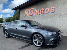 2016 Audi A5 2.0 TDI QUATTRO BLACK EDITION PLUS Diesel Manual  – RG Autos Ballymoney