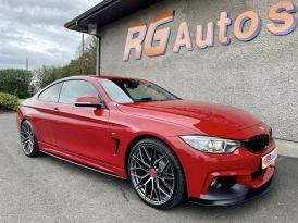 2016 BMW 4 Series 2.0 420D M SPORT Diesel Automatic  – RG Autos Ballymoney