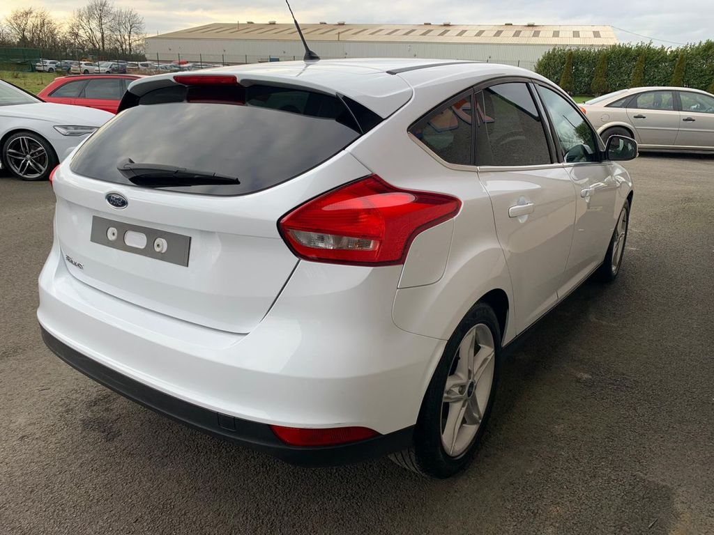 2016 Ford Focus 1.5 ZETEC TDCI Diesel Manual  – RG Autos Ballymoney full