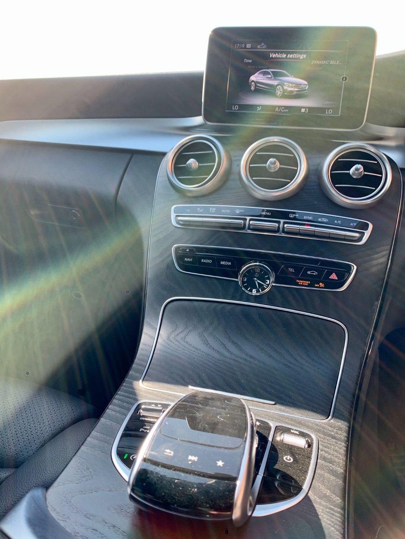 2016 Mercedes-Benz C Class C-CLASS 2.1 C220 D AMG LINE Diesel Automatic  – RG Autos Ballymoney full