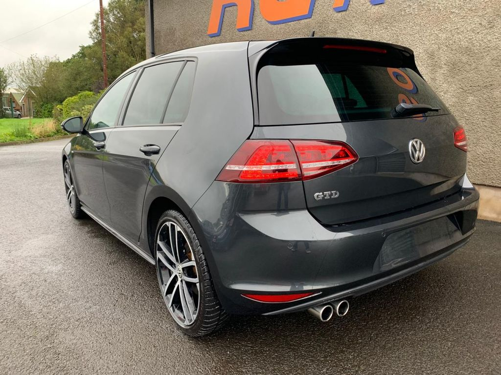 2016 Volkswagen Golf 2.0 GTD Diesel Manual  – RG Autos Ballymoney full