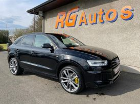 2017 Audi Q3 2.0 TDI S LINE EDITION Diesel Manual  – RG Autos Ballymoney
