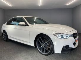 2017 BMW 3 Series 2.0 320D M SPORT Diesel Manual  – RG Autos Ballymoney